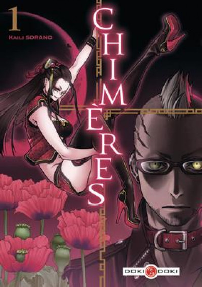 Couverture Chimères tome 1