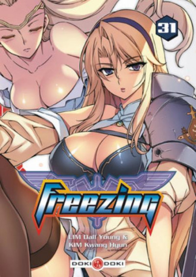 Couverture Freezing tome 31