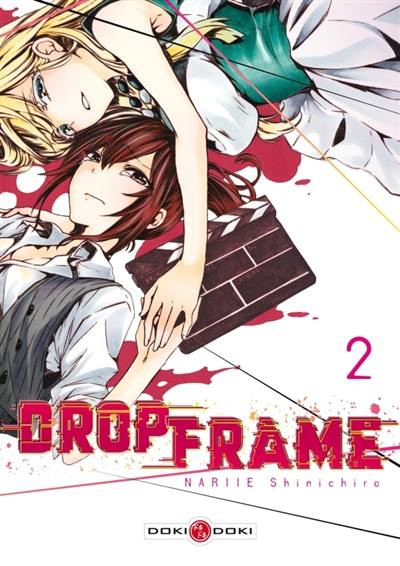 Couverture Drop frame tome 2