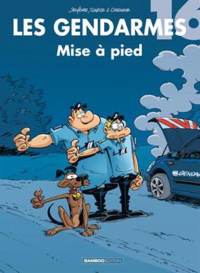 Couverture Les gendarmes tome 16