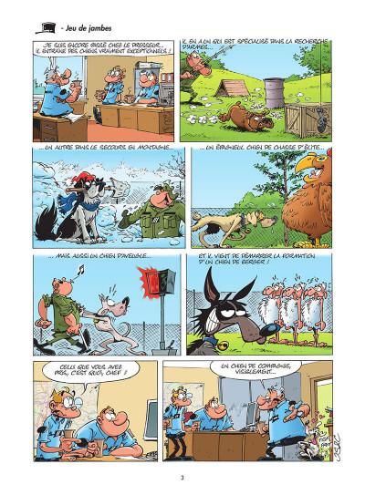Page 4 Les gendarmes tome 16