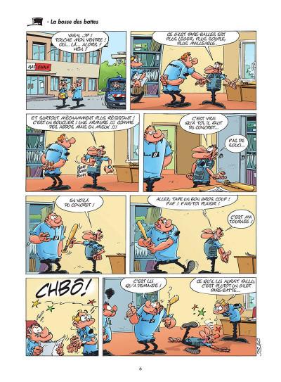 Page 7 Les gendarmes tome 16