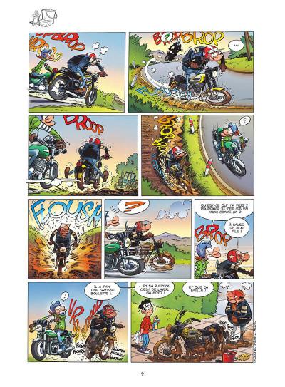Page 0 Les fondus de moto tome 10