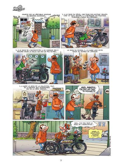 Page 4 Les fondus de moto tome 10