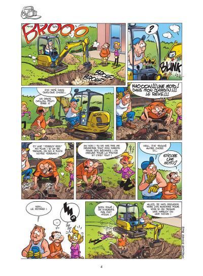 Page 5 Les fondus de moto tome 10