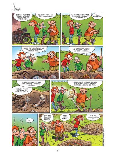 Page 6 Les fondus de moto tome 10