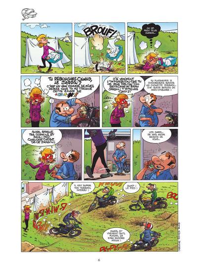 Page 7 Les fondus de moto tome 10