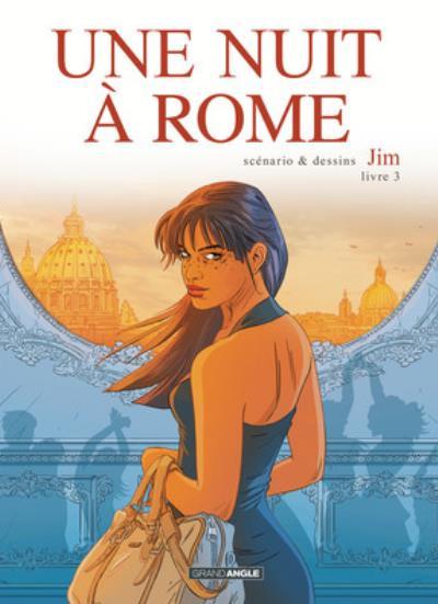 Couverture Une nuit à Rome tome 3
