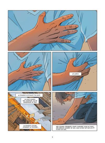 Page 6 Une nuit à Rome tome 3