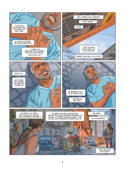 Page 7 Une nuit à Rome tome 3