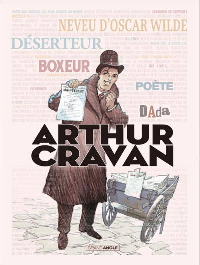 Couverture Arthur Cravan