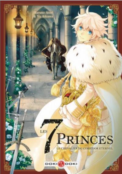 Couverture Les 7 princes et le labyrinthe millénaire - spin off