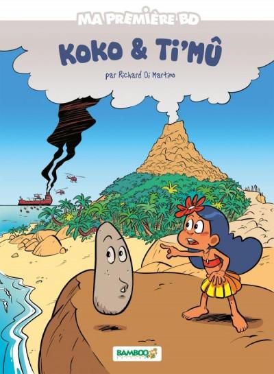 Couverture Koko et Tim'u