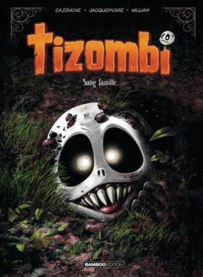 Couverture Tizombi tome 2