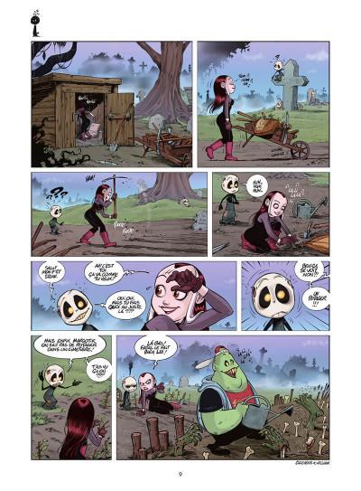Page 0 Tizombi tome 2