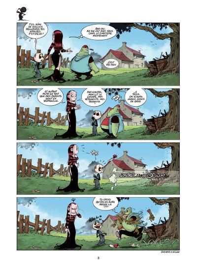 Page 9 Tizombi tome 2