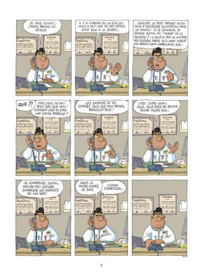 Page 4 Boule à zéro tome 7