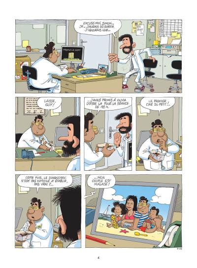Page 5 Boule à zéro tome 7