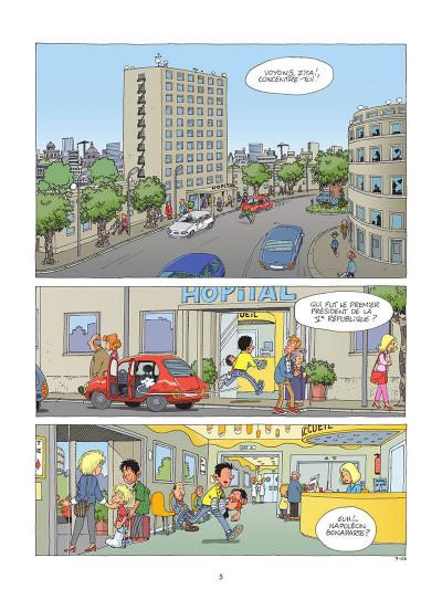 Page 6 Boule à zéro tome 7