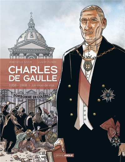 Couverture Charles de Gaulle tome 4