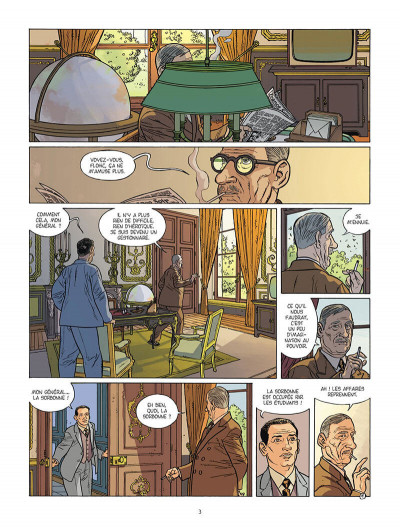 Page 4 Charles de Gaulle tome 4
