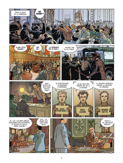 Page 5 Charles de Gaulle tome 4