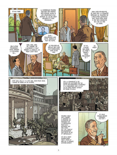 Page 6 Charles de Gaulle tome 4