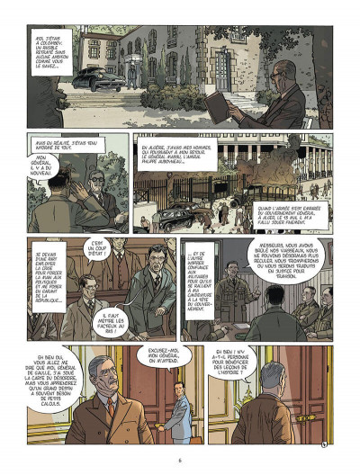 Page 7 Charles de Gaulle tome 4