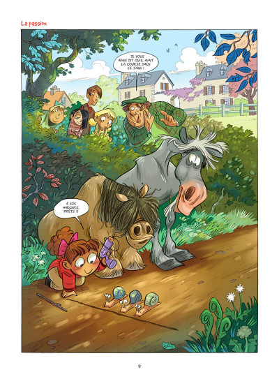 Page 0 Camomille et les chevaux tome 6