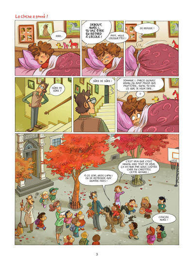Page 4 Camomille et les chevaux tome 6