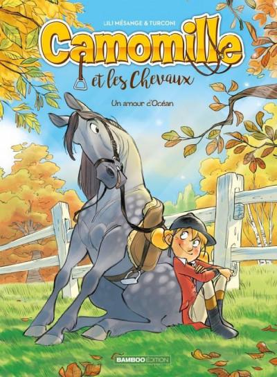 Couverture Camomille et les chevaux tome 1 (prix découverte)