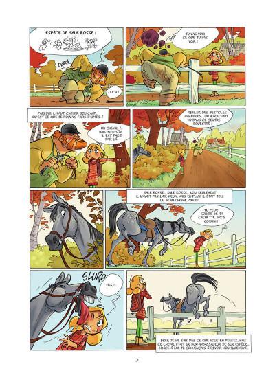 Page 8 Camomille et les chevaux tome 1 (prix découverte)