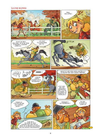 Page 9 Camomille et les chevaux tome 1 (prix découverte)