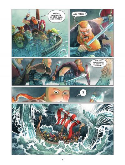 Page 5 Harald et le trésor d'Ignir tome 1