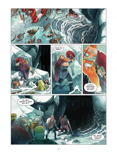 Page 6 Harald et le trésor d'Ignir tome 1