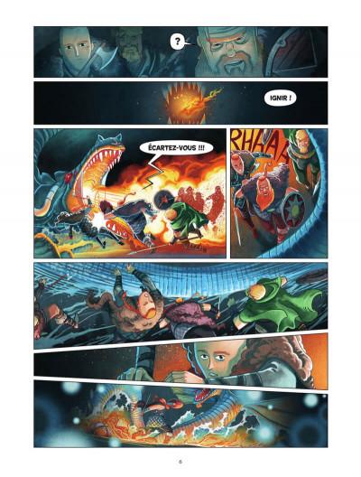 Page 7 Harald et le trésor d'Ignir tome 1