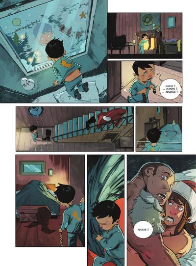 Page 8 Le monde selon Zach