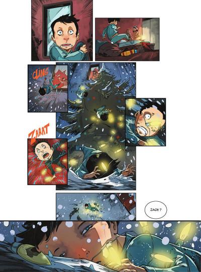 Page 9 Le monde selon Zach