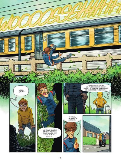 Page 0 La ballade de Dusty tome 2