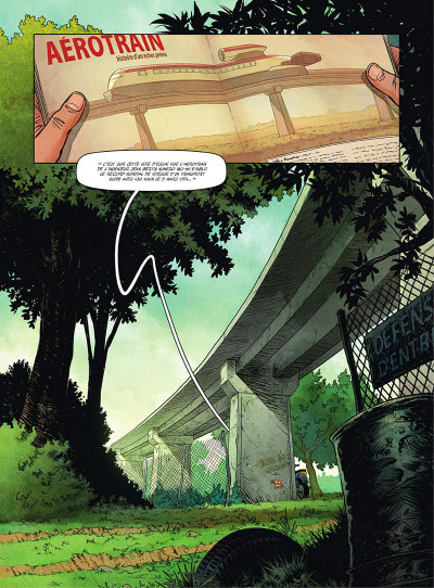 Page 6 La ballade de Dusty tome 2