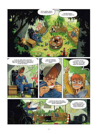 Page 7 La ballade de Dusty tome 2