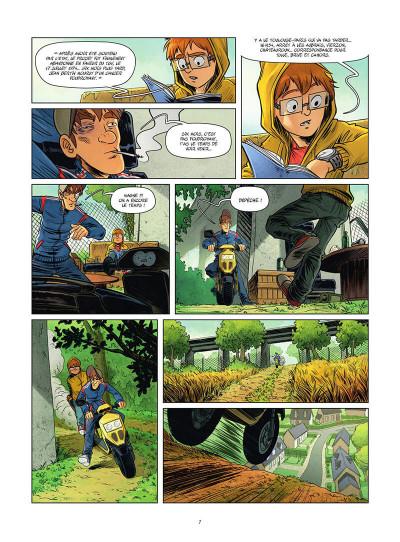 Page 8 La ballade de Dusty tome 2