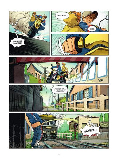 Page 9 La ballade de Dusty tome 2