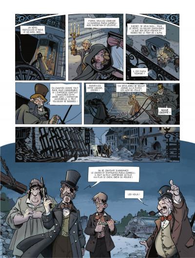 Page 1 La fille de l'exposition universelle tome 1