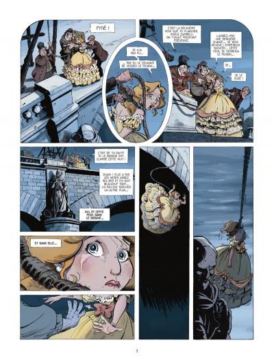 Page 3 La fille de l'exposition universelle tome 1