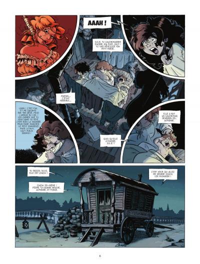 Page 4 La fille de l'exposition universelle tome 1