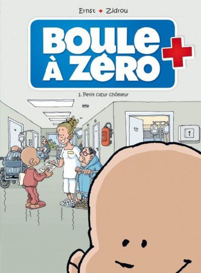 Couverture Boule à zéro - édition découverte tome 1