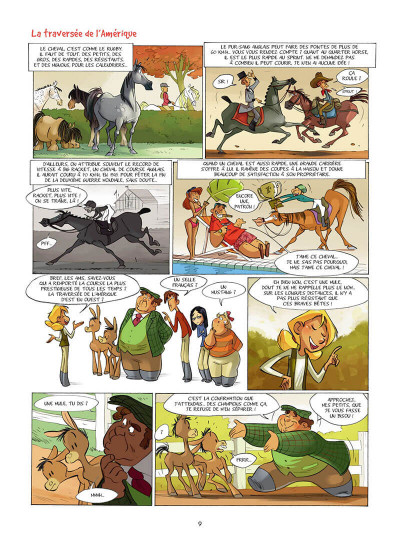 Page 0 Camomille et les chevaux tome 2