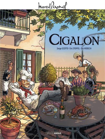 Couverture Cigalon