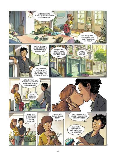 Page 7 Le jour où elle n'a pas fait compostelle